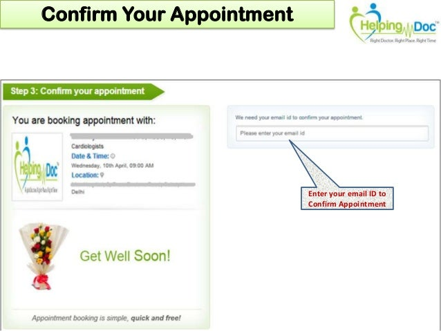 How can a Patient book an Online Appointment with a Doctor?