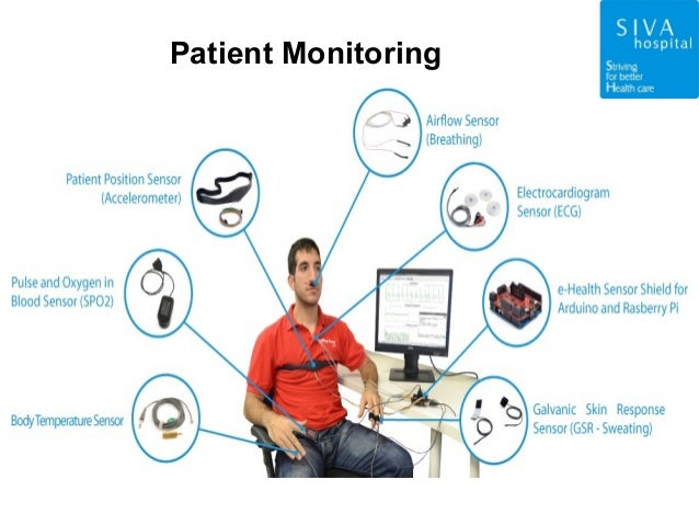 patient monitor ppt. siva hospital nagarcoil
