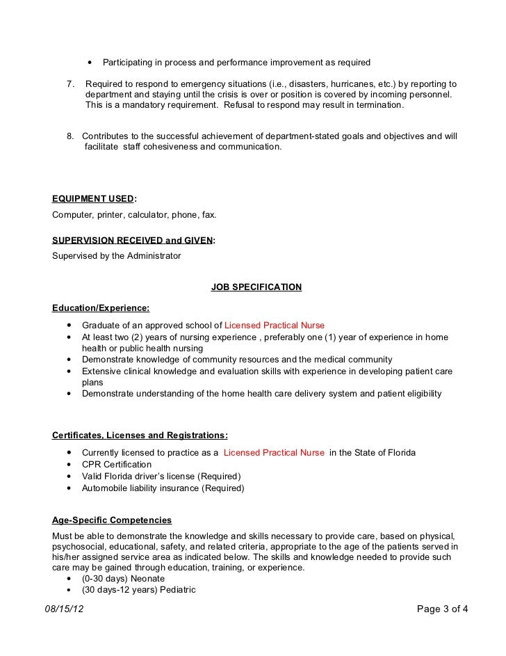patient care coordinator job description, Cephalic Vein