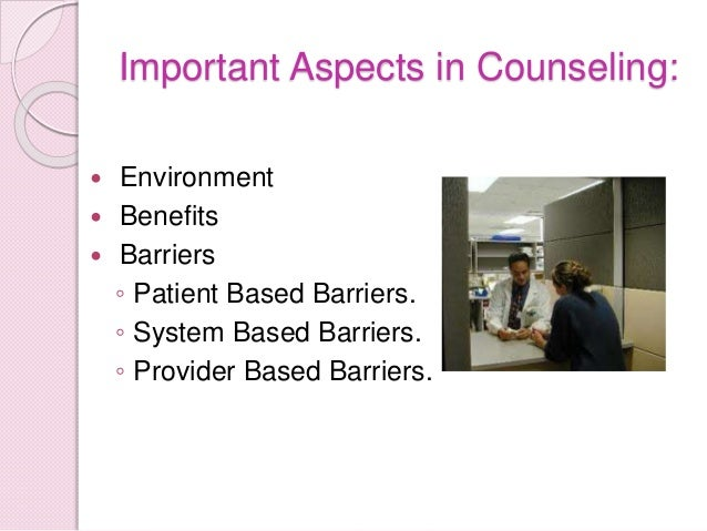 counselling ppt Interpersonal counseling and communication i table of contents  a  number of powerpoint presentations will be used in this training the trainers.