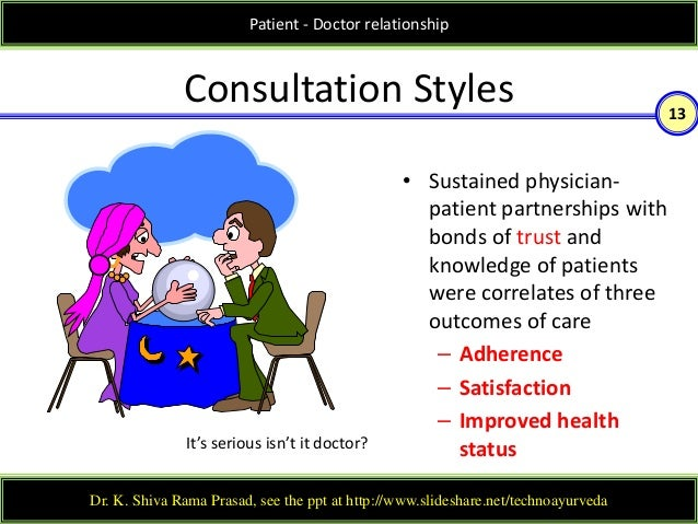 doctor and patient relationship boundary