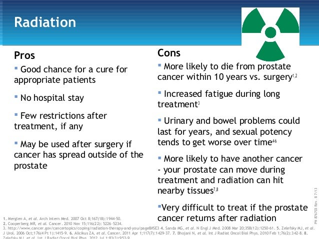 Prostate Cancer Testing Amp Surgical Options By Peter J