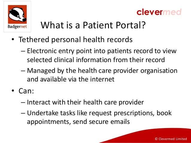 Patient Portals in New Zealand