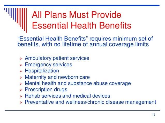 Patient protection aca ppca for Minimum essential coverage plan design