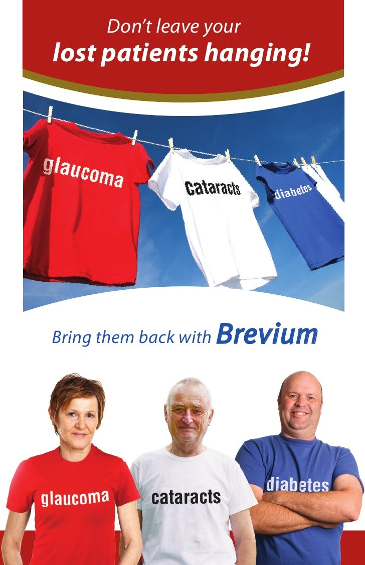 Don't leave yourlost patients hanging!Bring them back with Brevium
