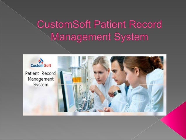 how to record on iphone patient record management system by custom soft 17214