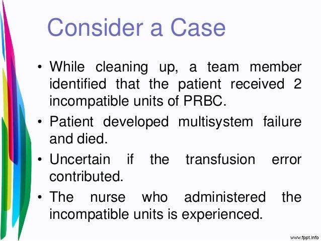 Patient safety culture Slide 3