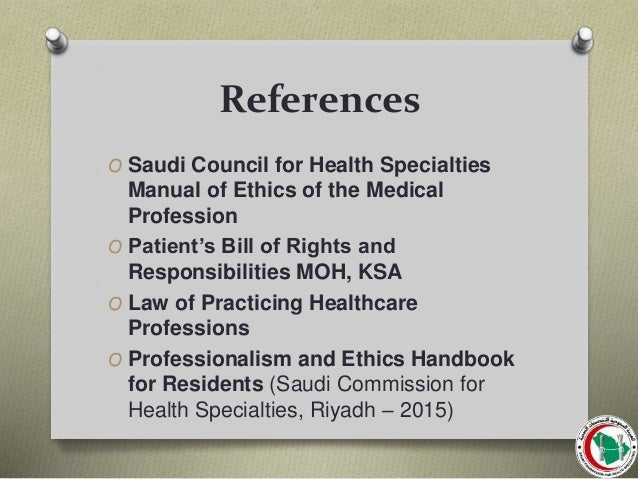 law and ethics patients rights in Any clinical examination of the patient is contrary to medical ethics 9 generally   of patients' rights and confidentiality in the use of telemedicine there.