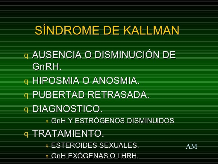 Sindrome de asherman