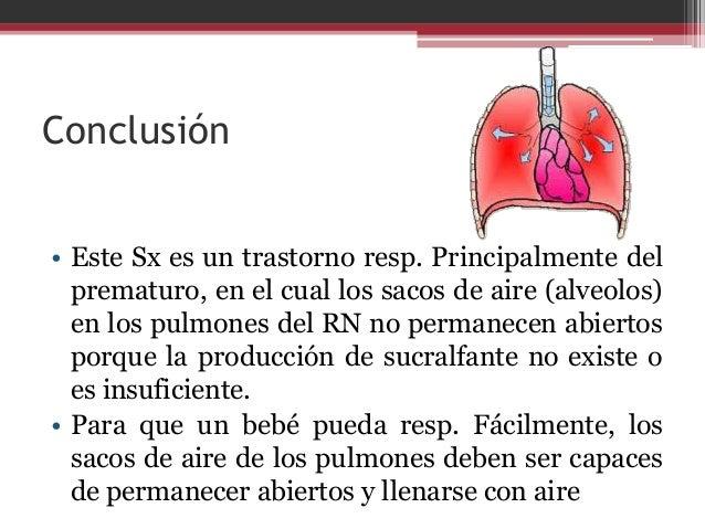 Patología neonatal sindrome de dificultad respiratoria