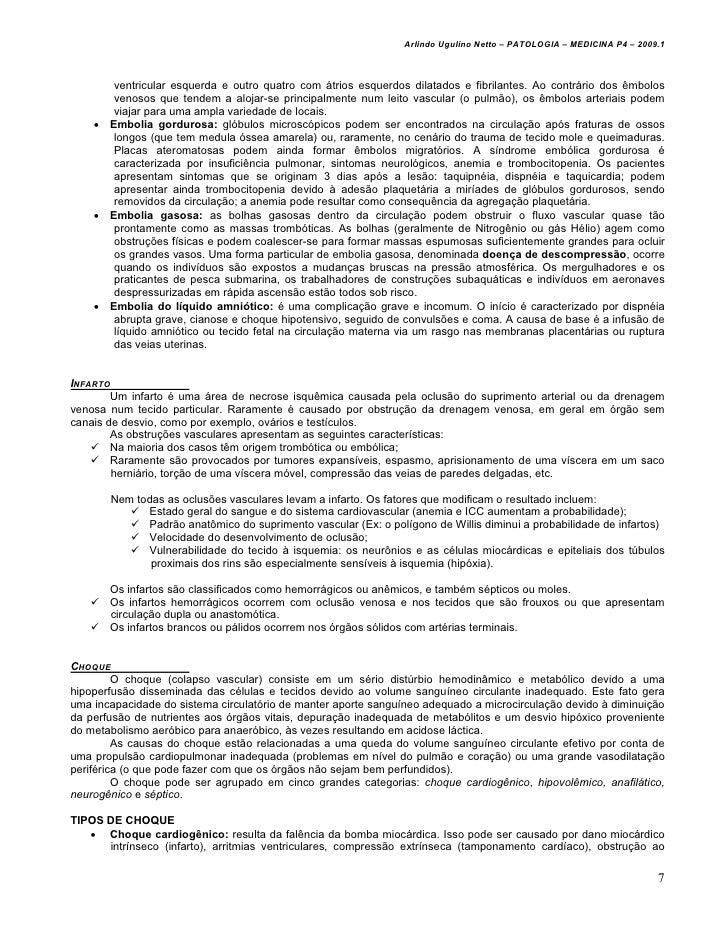 Arlindo Ugulino Netto – PATOLOGIA – MEDICINA P4 – 2009.1       ventricular esquerda e outro quatro com átrios esquerdos di...