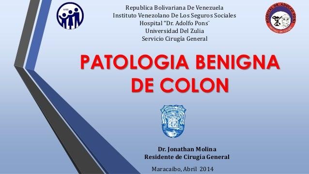 "Maracaibo, Abril 2014 Republica Bolivariana De Venezuela Instituto Venezolano De Los Seguros Sociales Hospital ""Dr. Adolfo..."