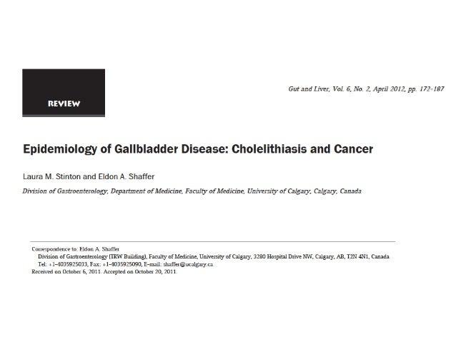 Patologia de la vesícula biliar y las guías de tokyio slideshare Slide 3