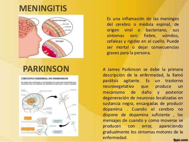 Patologias del Sistema Nervioso tarea 9 Slide 3
