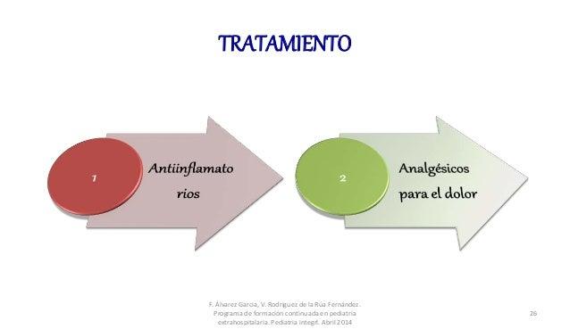 TRATAMIENTO F. Álvarez Garcia, V. Rodriguez de la Rúa Fernández. Programa de formación continuada en pediatria extrahospit...
