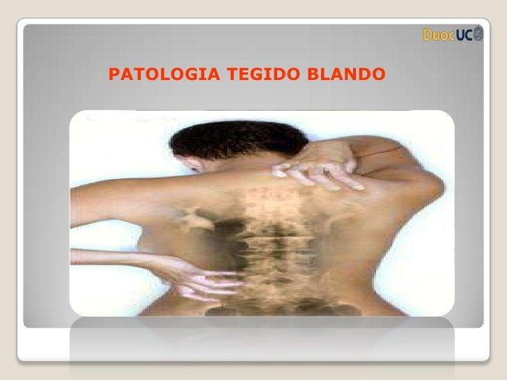 PATOLOGIA TEGIDO BLANDO