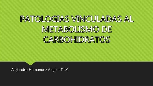 Alejandro Hernandez Alejo – T.L.C.