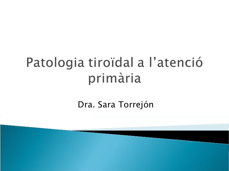 Dra. Sara Torrejón