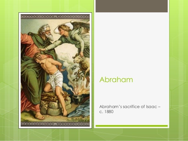 Patriarchs of the Old Testament Slide 2