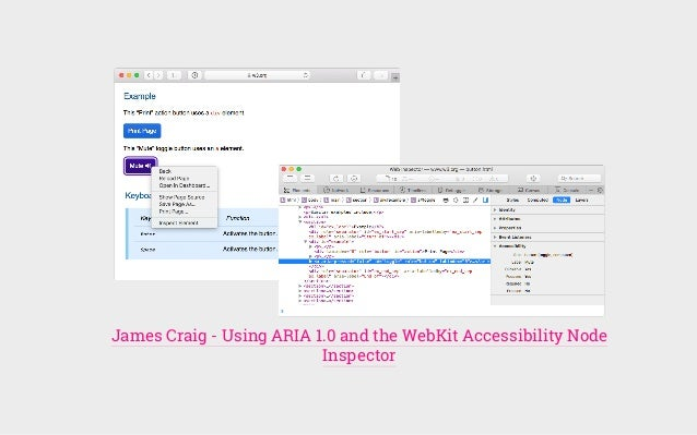 WAI-ARIA An introduction to Accessible Rich Internet Applications / C…