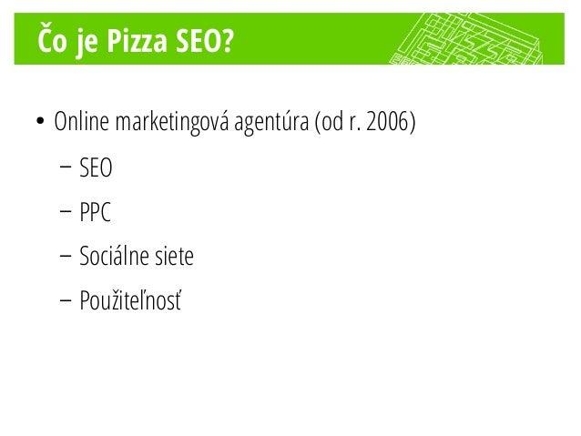 Ako si vyskladať publikačný plán pre sociálne siete (Noc online marketingu 2014) Slide 2