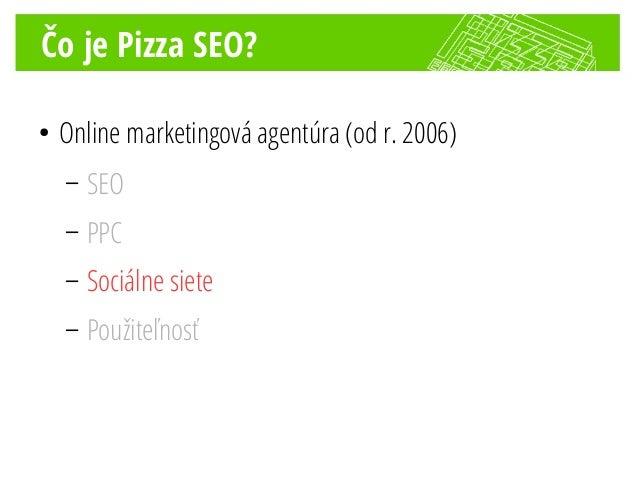 Ako si vyskladať publikačný plán pre sociálne siete (Noc online marketingu 2014) Slide 3