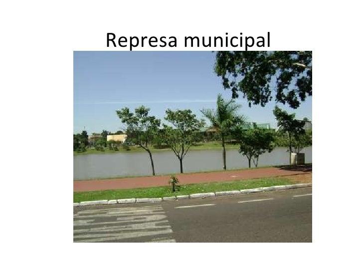 Represa municipal