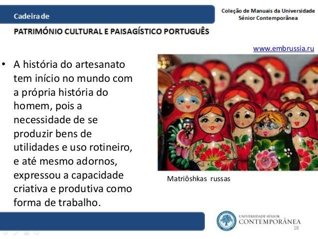 Património cultural Artesanato de Portugal Artur Filipe dos Santo u2026