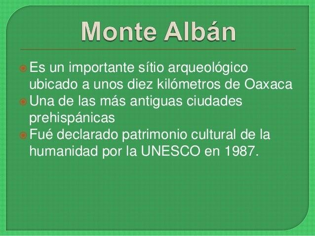 Patrimônios da humanidade   espanhol  - débora Slide 3