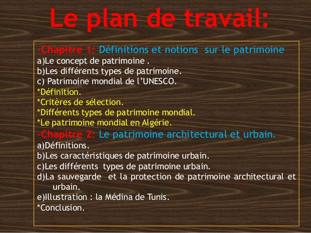 Patrimoine architectural et urbain for Architecture urbaine definition