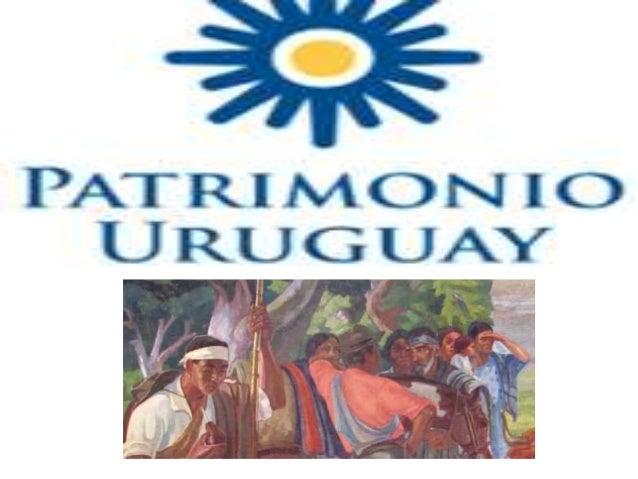 "Nuestro aporte al Patrimonio Nacional 2012 Liceo ""Dr David Bonjour"" de Carmelo                                   Grupo 3º8"