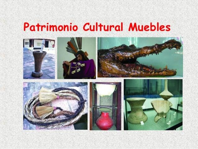 Patrimonio cultural al alcance de todos los apure os for Patrimonio mueble