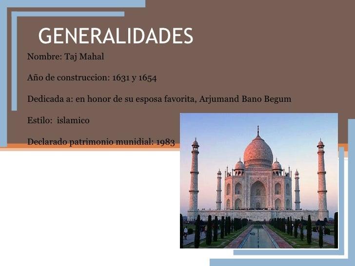 Patrimonio mundial Slide 3