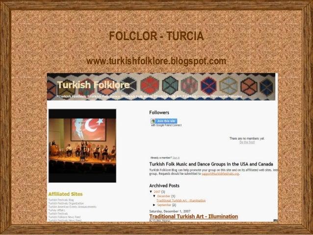 FOLCLOR - TURCIA www.turkishfolklore.blogspot.com