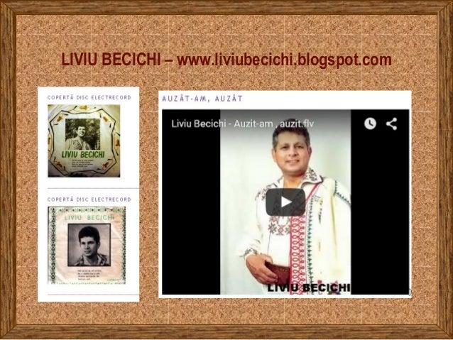 LIVIU BECICHI – www.liviubecichi.blogspot.com