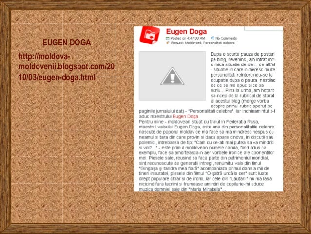 EUGEN DOGA http://moldova- moldovenii.blogspot.com/20 10/03/eugen-doga.html