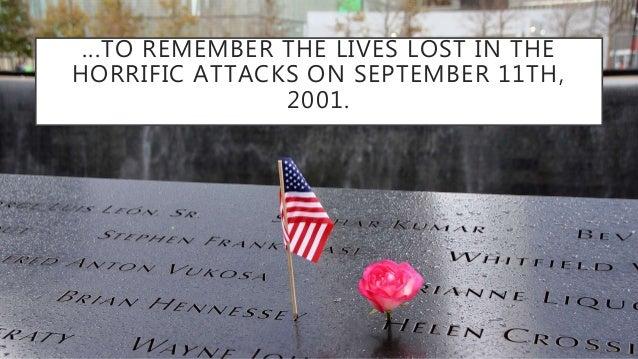 Patriot day Slide 3