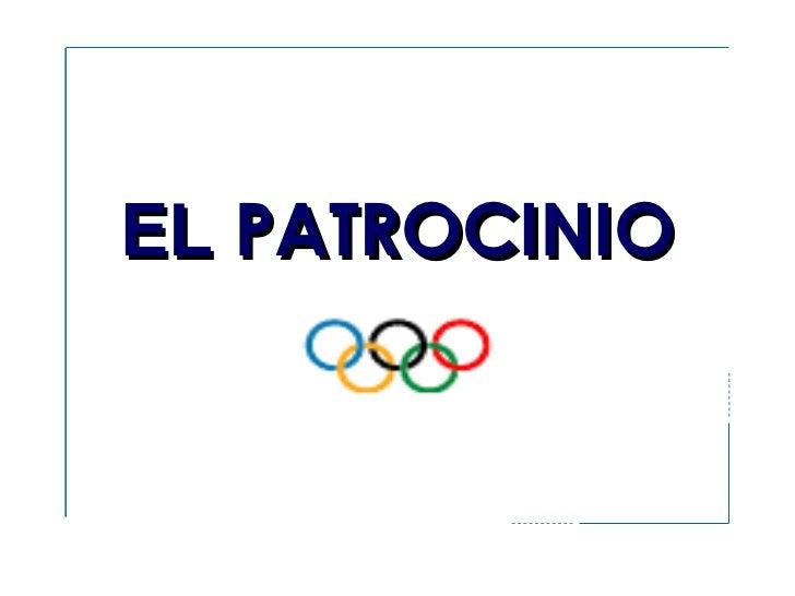 EL  PATROCINIO