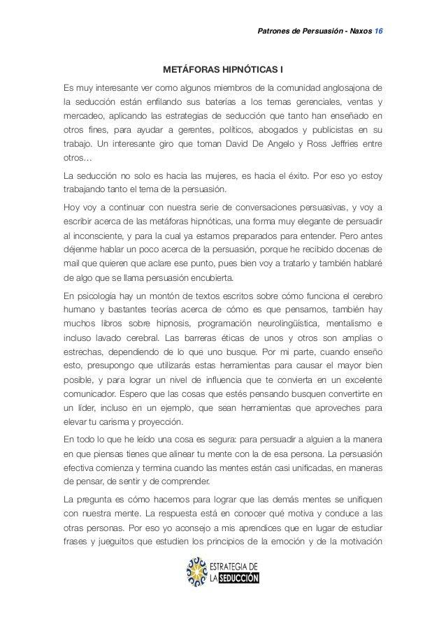 Patrones de persuación - Álvaro Bonilla