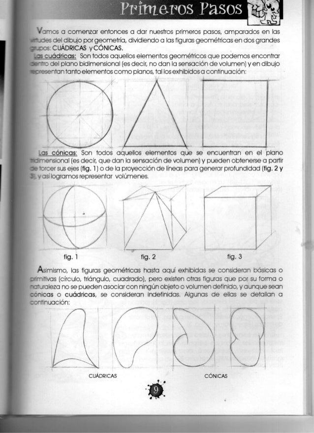 """Primaros Pasos m • :~~s a comenzar entonces a dar nuestros primeros pasos, amparados en las """"uces del dibujo por geometría..."""
