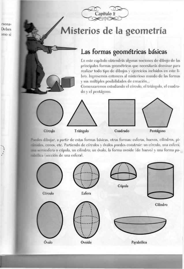 Hétoóo mmtoal k mujo Construcción de rostros de Personajes Mágicos a partir de formas geométricas Como ya (pabia anticipad...