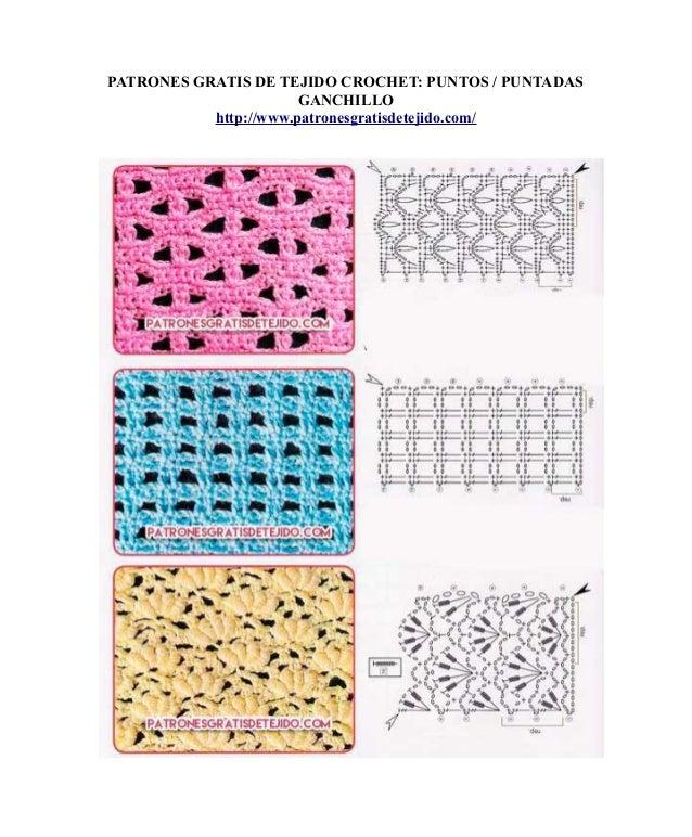 Novedades Crochet Patrones Gratis | www.imagenesmy.com