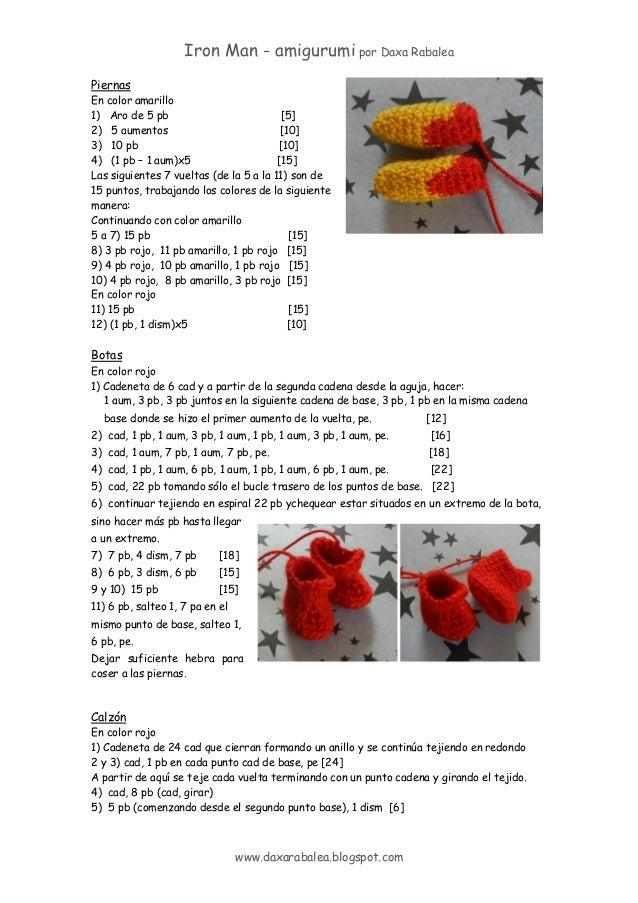 DUMBO PATRON archivos | Amigurumi Zombie | 903x638