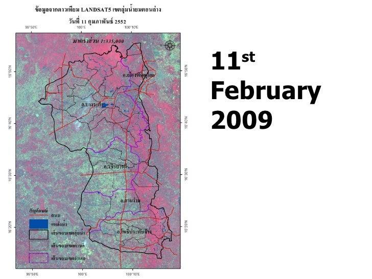 11 st  February 2009