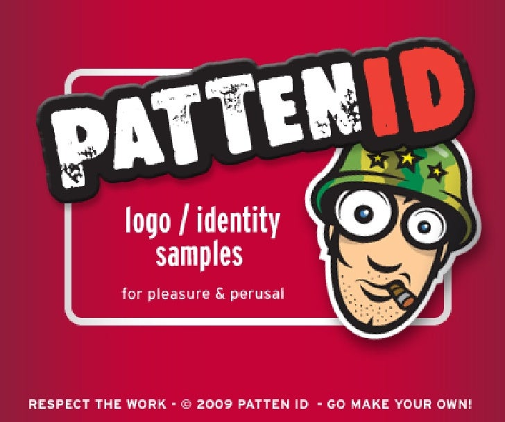 Patten Logo Portfolio