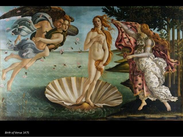 Birth of Venus 1475