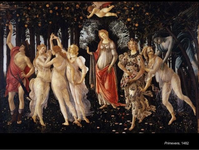 Primevera, 1482
