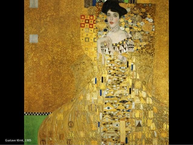 Gustave Klimt, 1905
