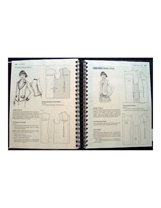 Patternmaking for fashion design