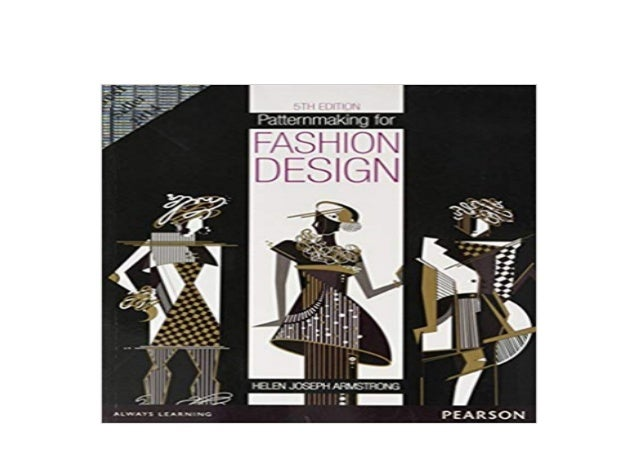 Book Kindle Library Patternmaking For Fashion Design 5th Edition Re